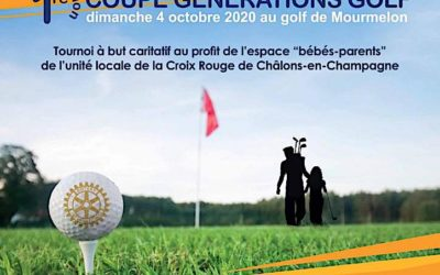 La Coupe Générations Golf